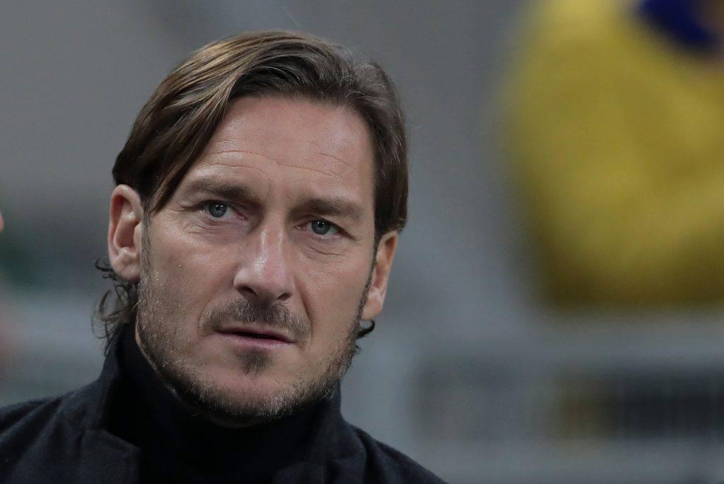 Totti Cassano Tapiro d'Oro