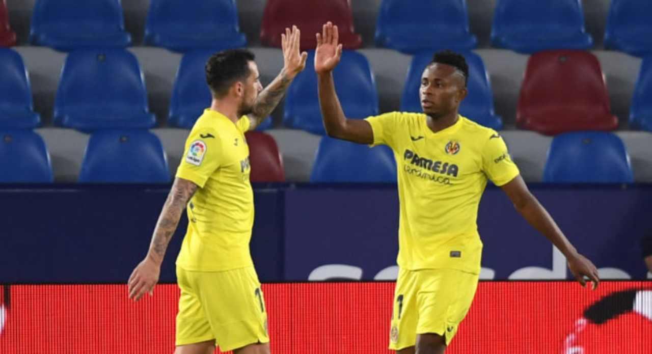 Villareal Arsenal formazioni