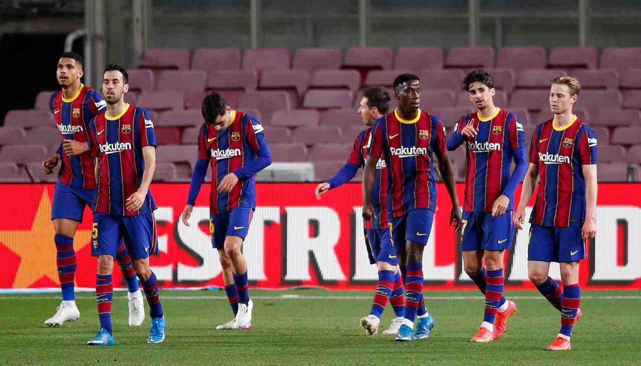 Villarreal Barcellona