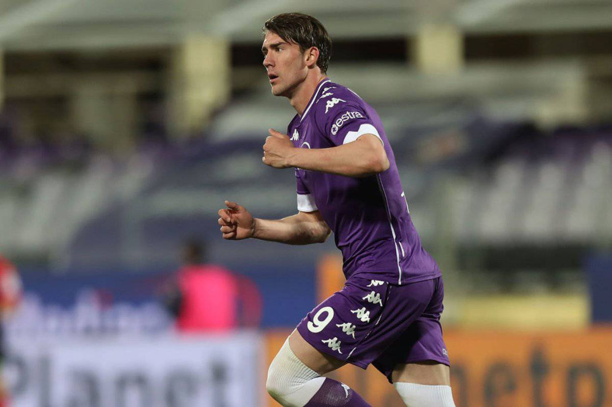Fiorentina Vlahovic Haaland