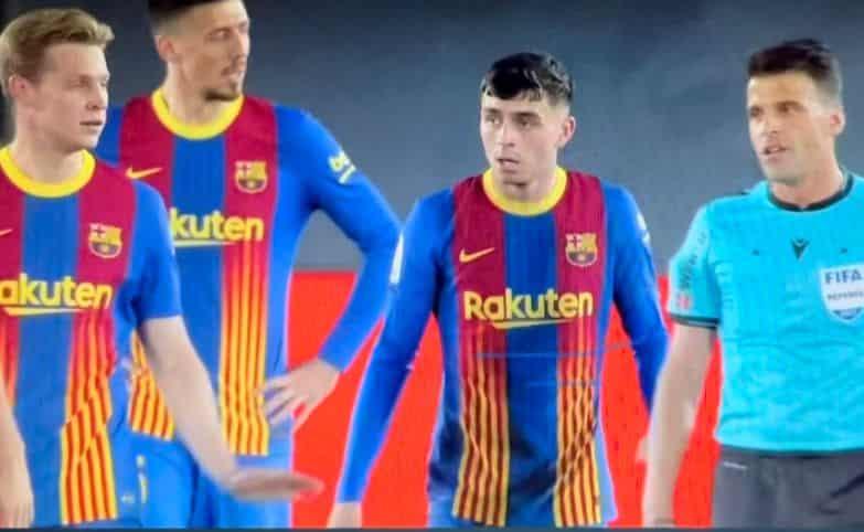Maglia speciale Barcellona per Clasico