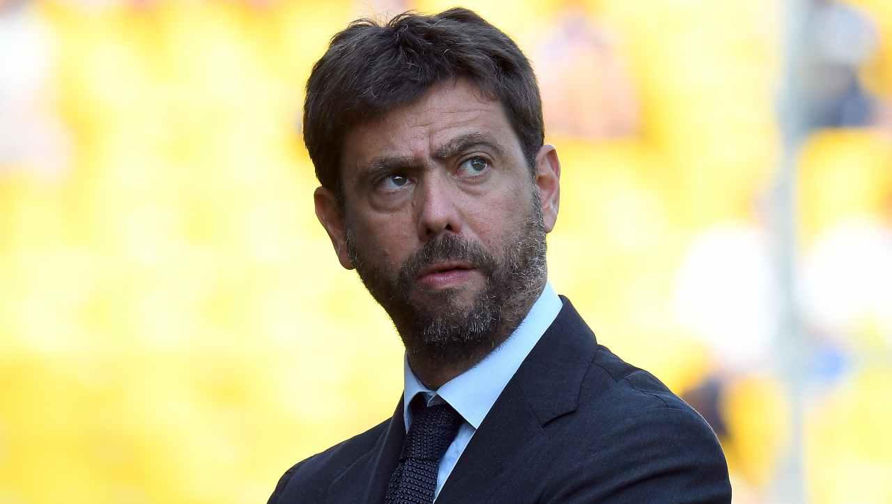 Superlega europea Juventus, tifosi contrari: lo striscione di protesta