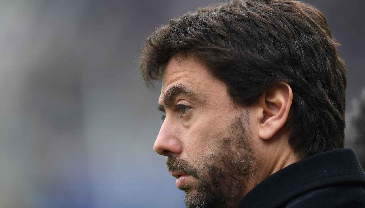 Juventus Andrea Agnelli Superlega