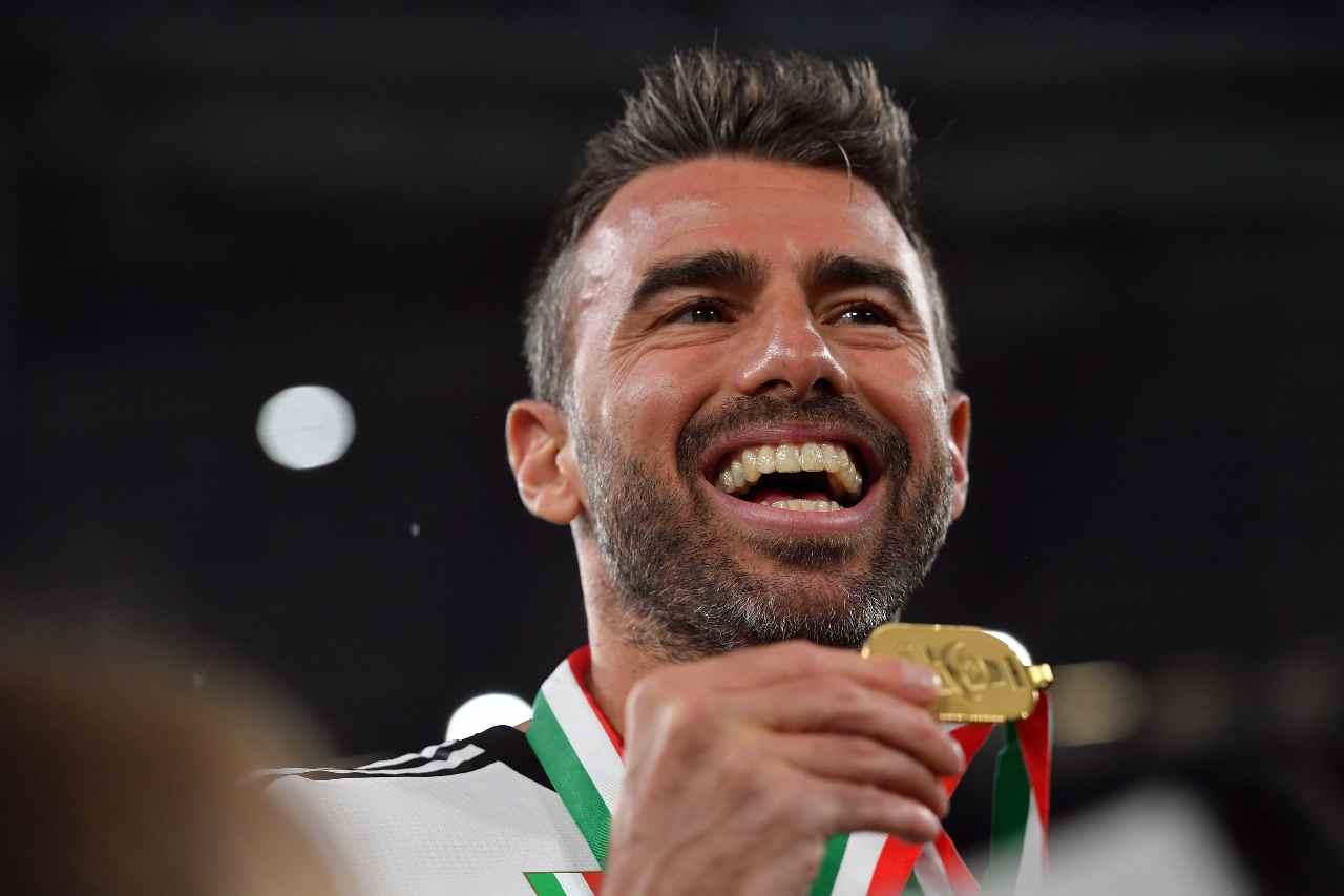 Juventus Barzagli