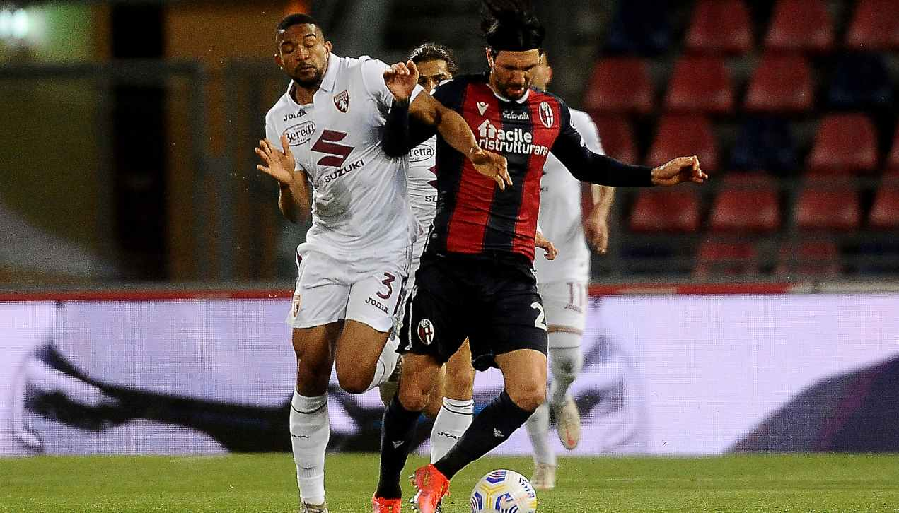 Serie A, highlights Bologna-Torino: gol e sintesi partita - Video
