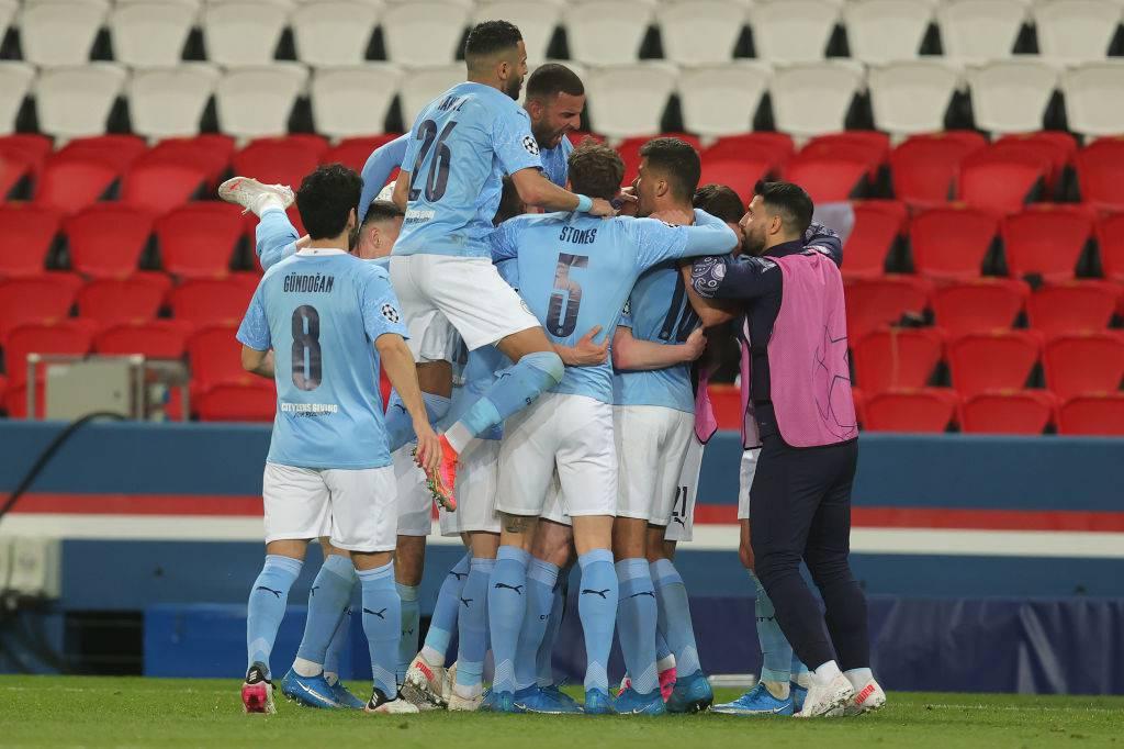 highlights PSG Manchester City