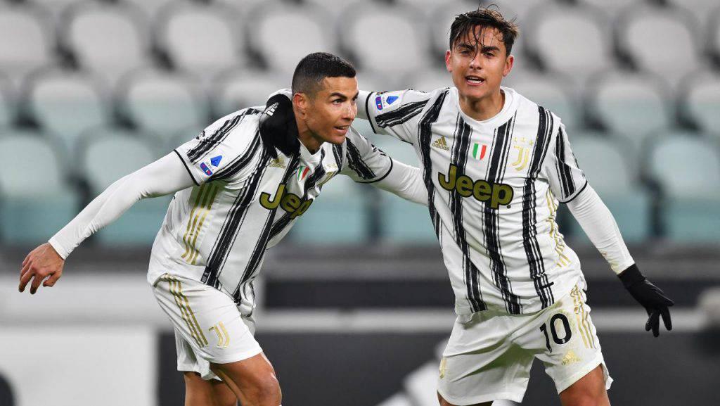 La Joya fa 100 come Ronaldo: record da campioni (Getty Images)