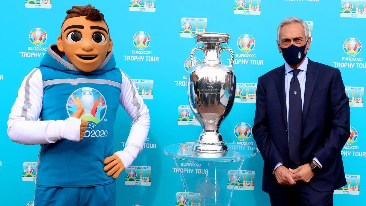 Euro 2020, definite le nuove sedi: dove si giocherà
