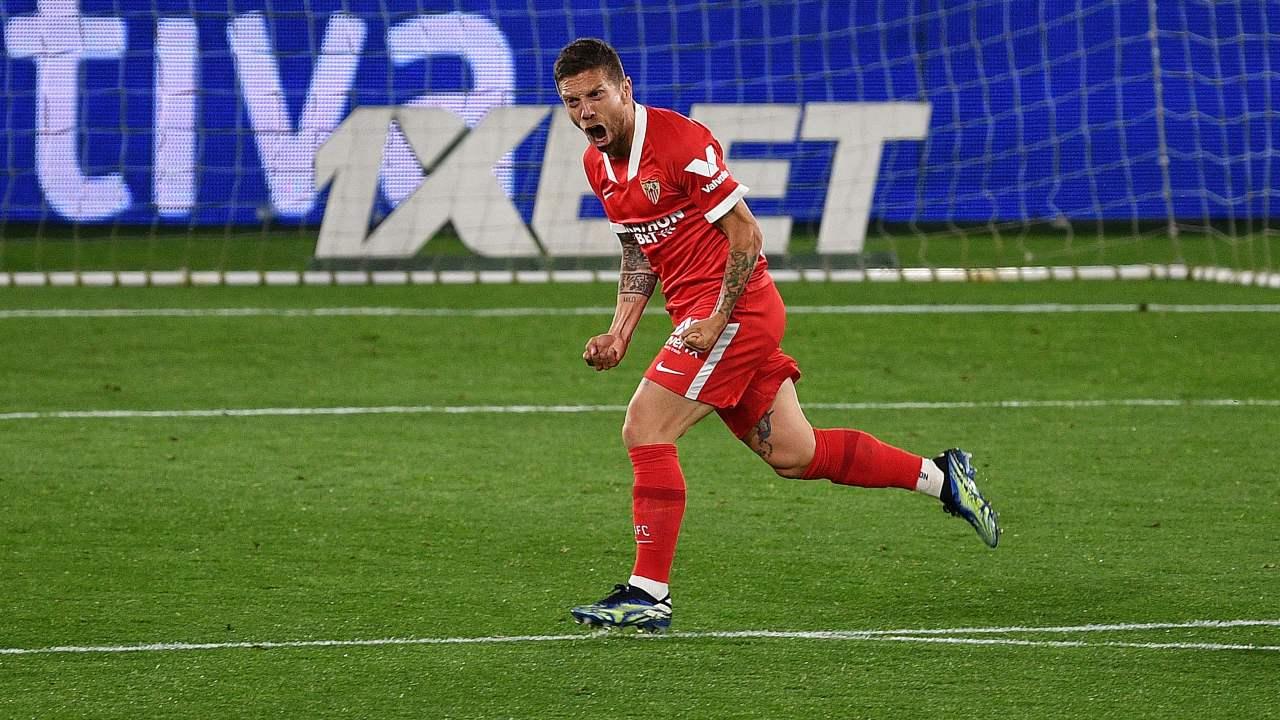 Papu Gomez fa volare il Siviglia: rimonta e gol vittoria contro il Celta Vigo