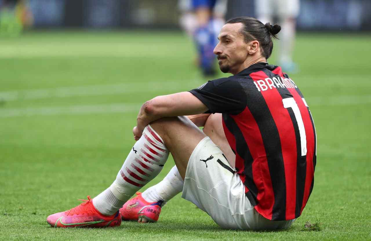 Parma-Milan, perché è stato espulso Ibrahimovic: la rabbia dei tifosi sui social