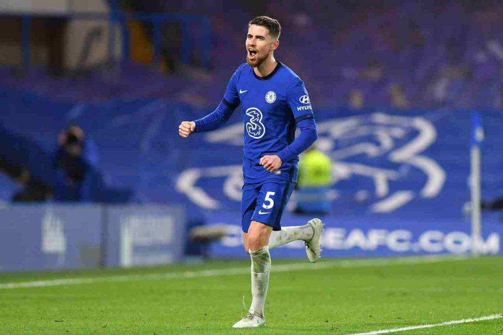 Champions League, Jorginho campione con i Blues (Getty Images)