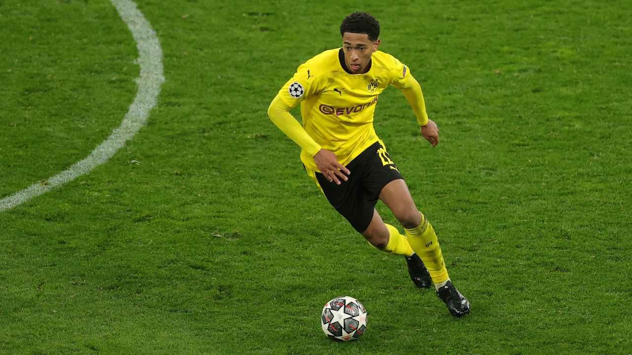 Jude Bellingham, chi è il giovane talento da record del Borussia Dortmund