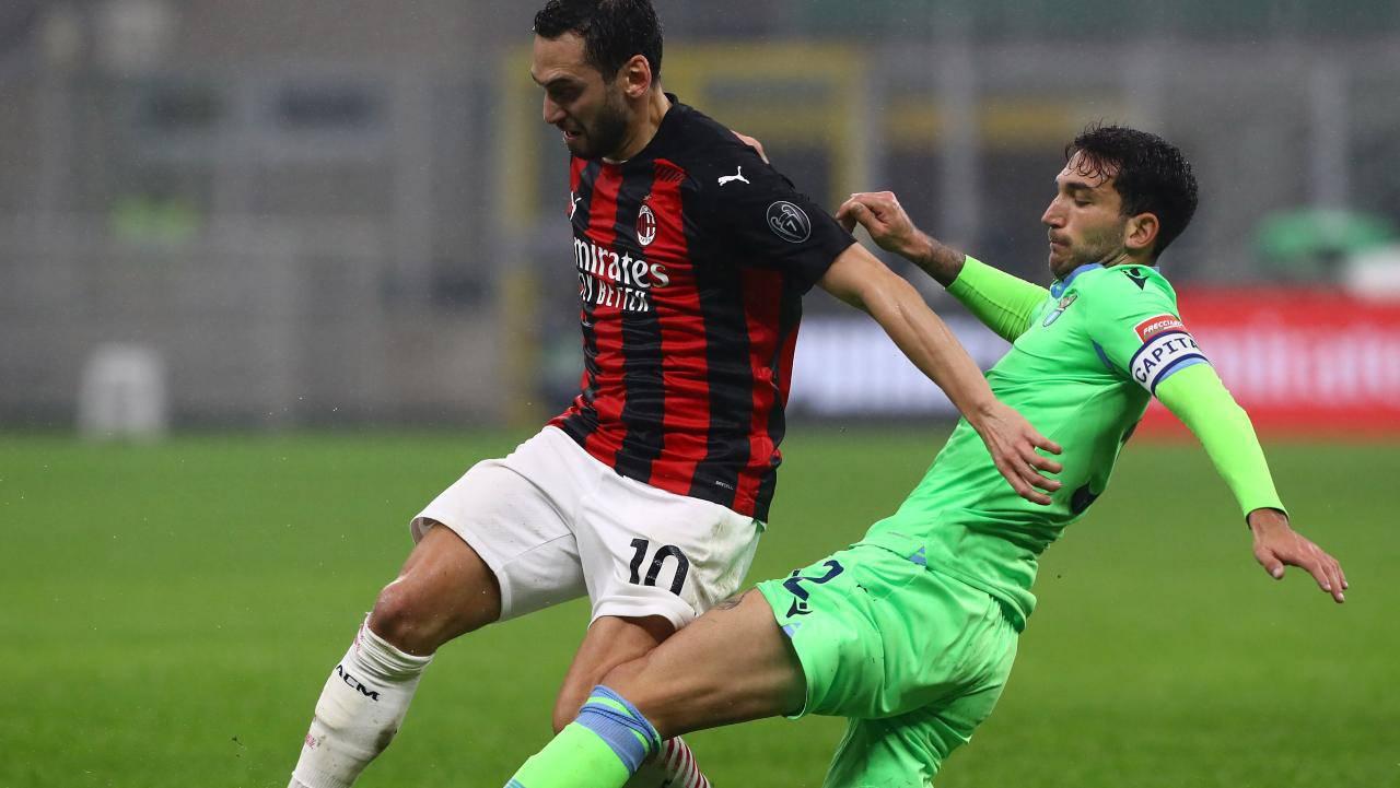 Lazio-Milan, curiosità e probabili formazioni