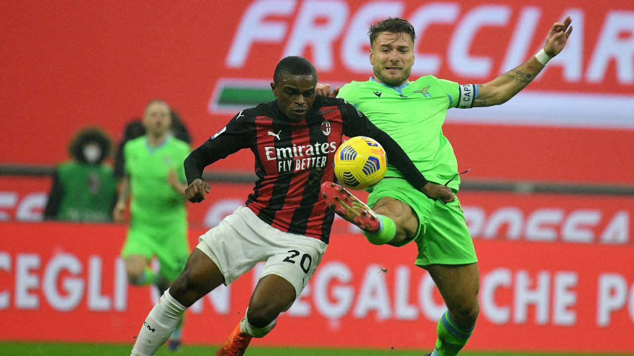 Serie A, Lazio-Milan probabili formazioni e statistiche