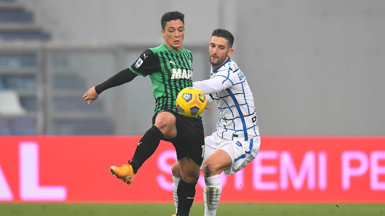 LIVE Inter Sassuolo (Getty Images)