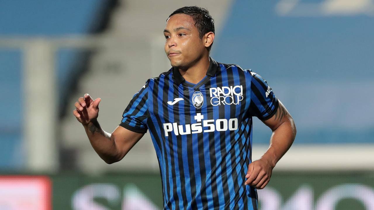 Luis Muriel, show in Atalanta-Bologna: mai così bene in Serie A