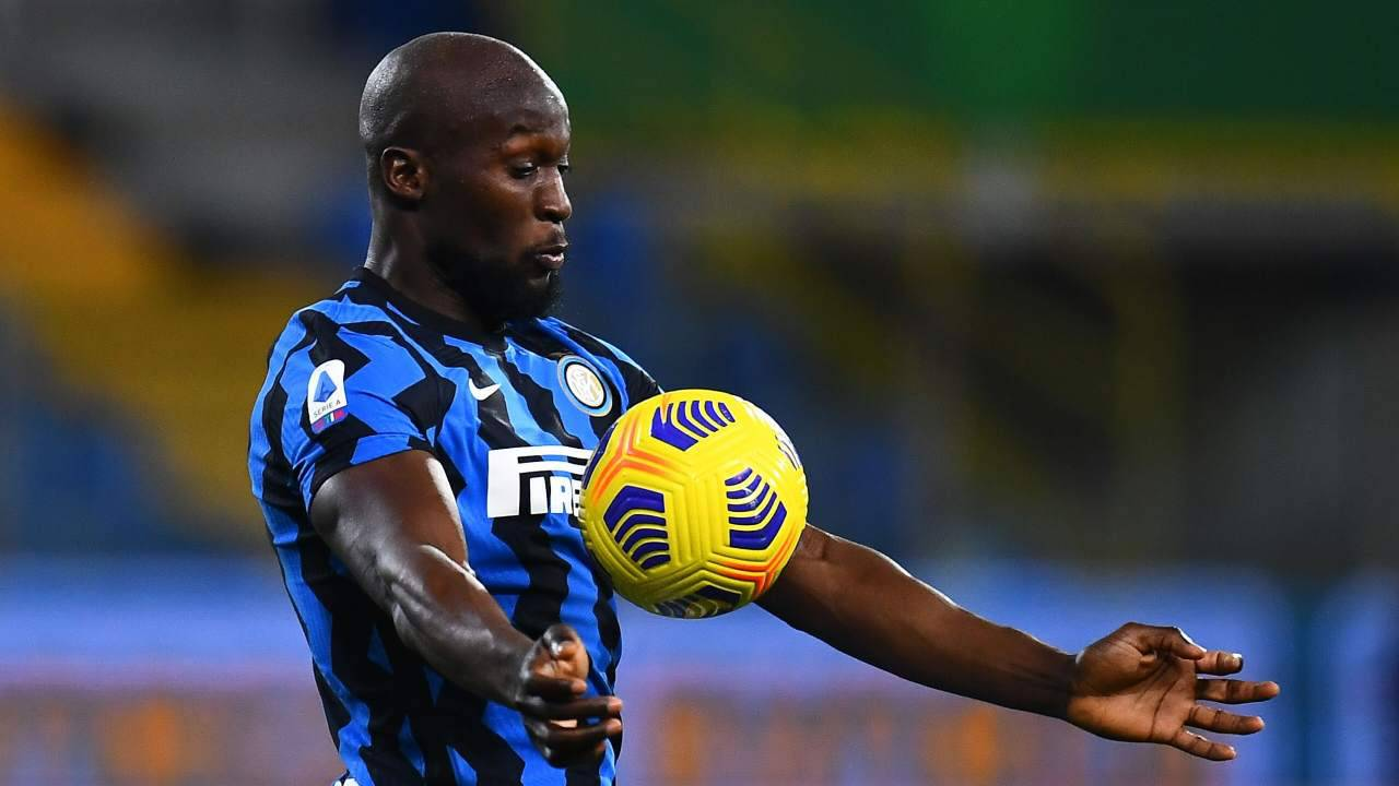 Roma Inter Lukaku: nuovo record stagionale