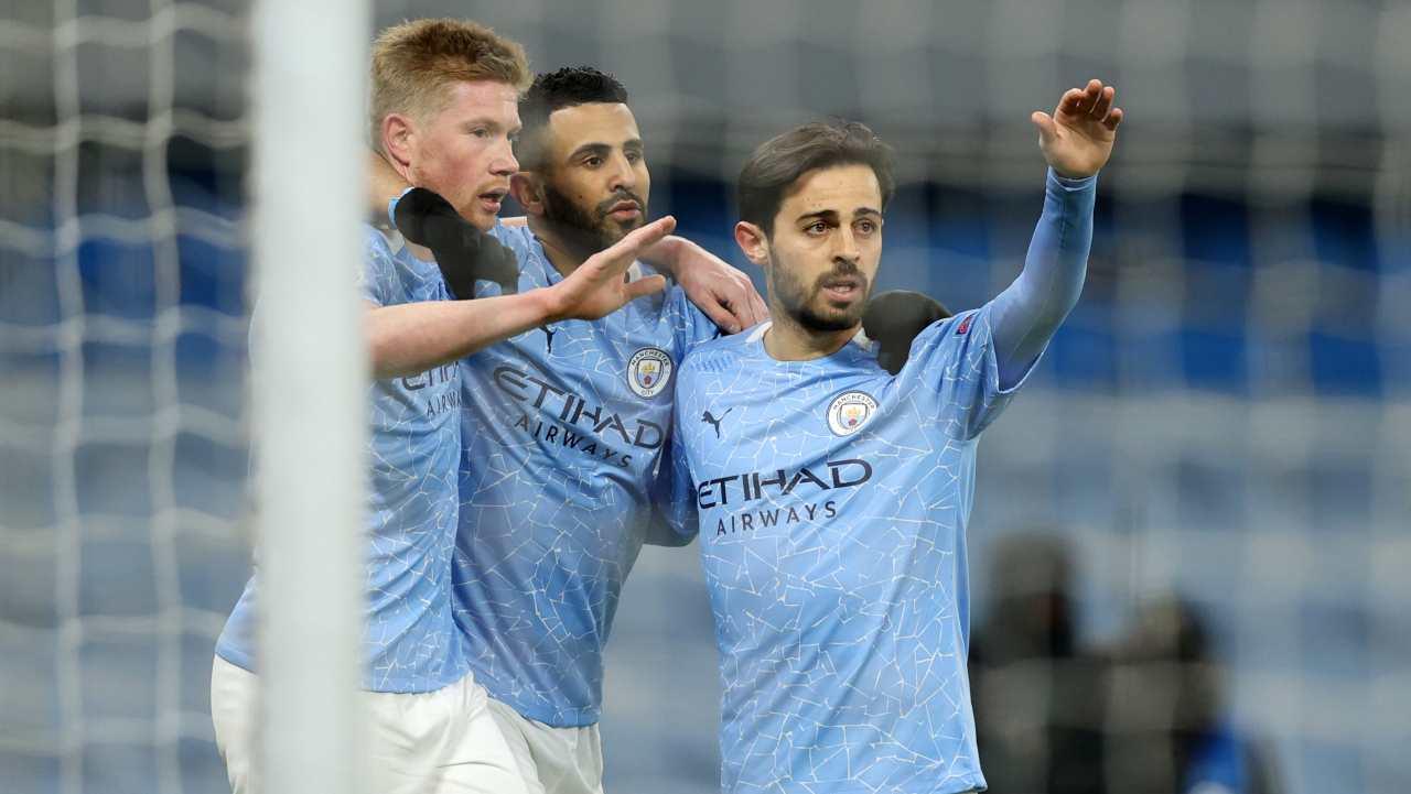 PSG-Manchester City precedenti