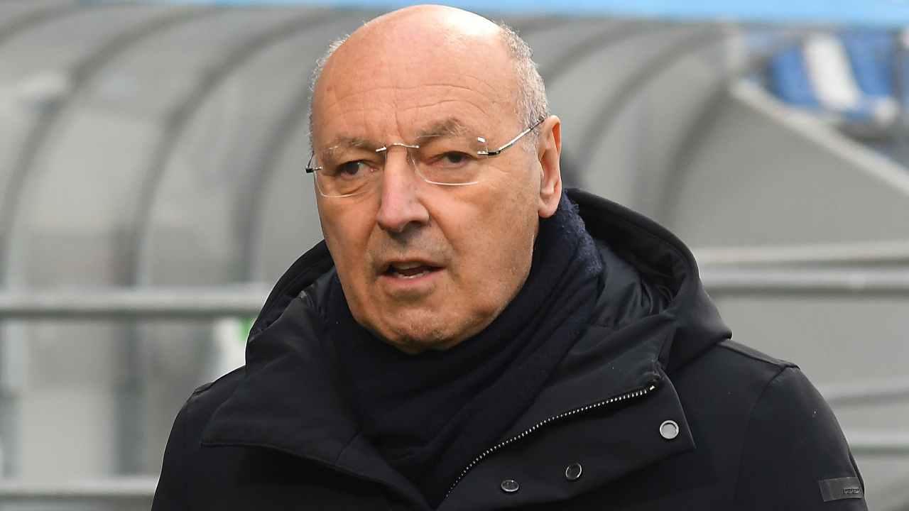 """Inter, Marotta difende la Superlega e attacca Cairo: """"Non sono un Giuda"""""""