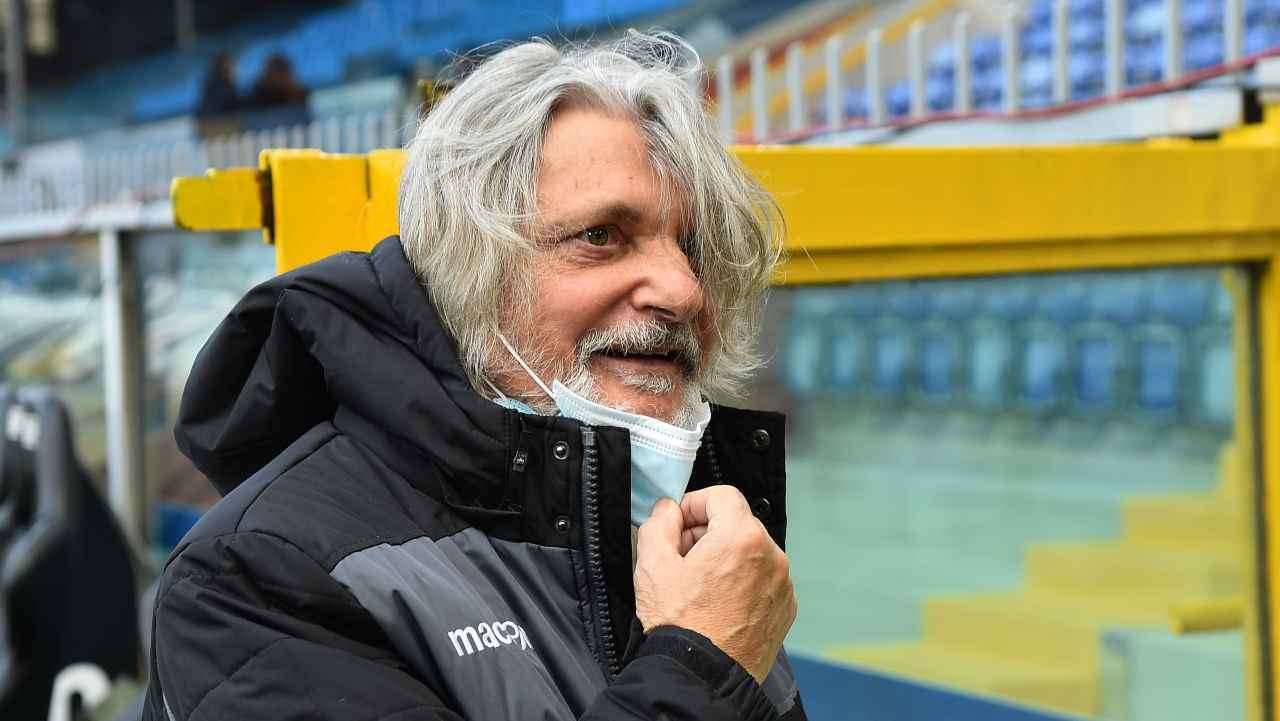 """Superlega, Massimo Ferrero durissimo: """"Il calcio non è soldi e politica"""""""