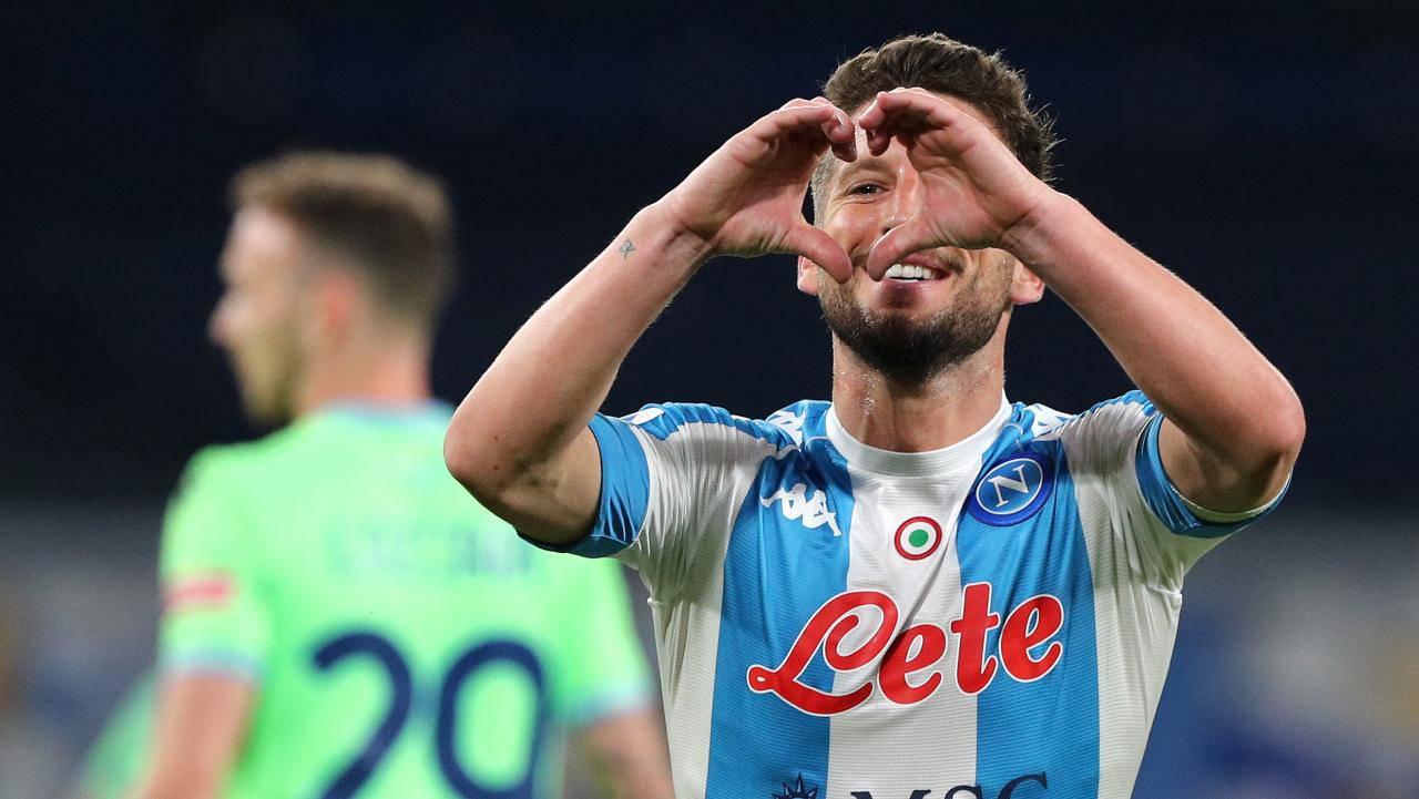 LIVE Napoli-Lazio