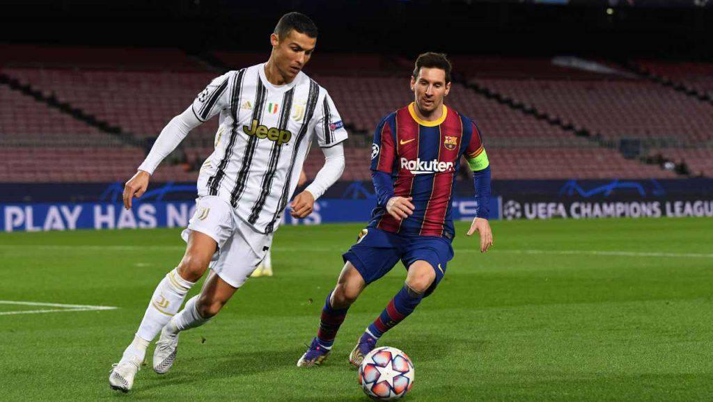 Messi Ronaldo il più pagato secondo Forbes (Getty Images)