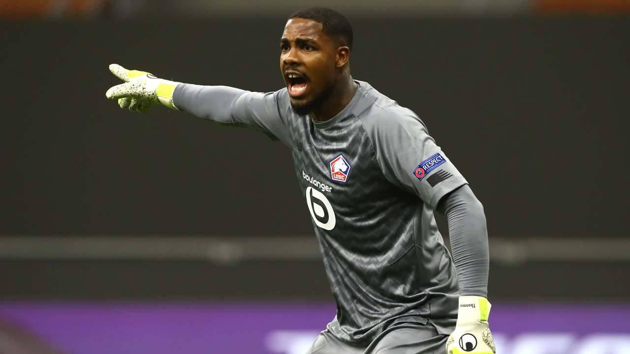 Lille, difesa da record in Ligue 1: il PSG è avvertito