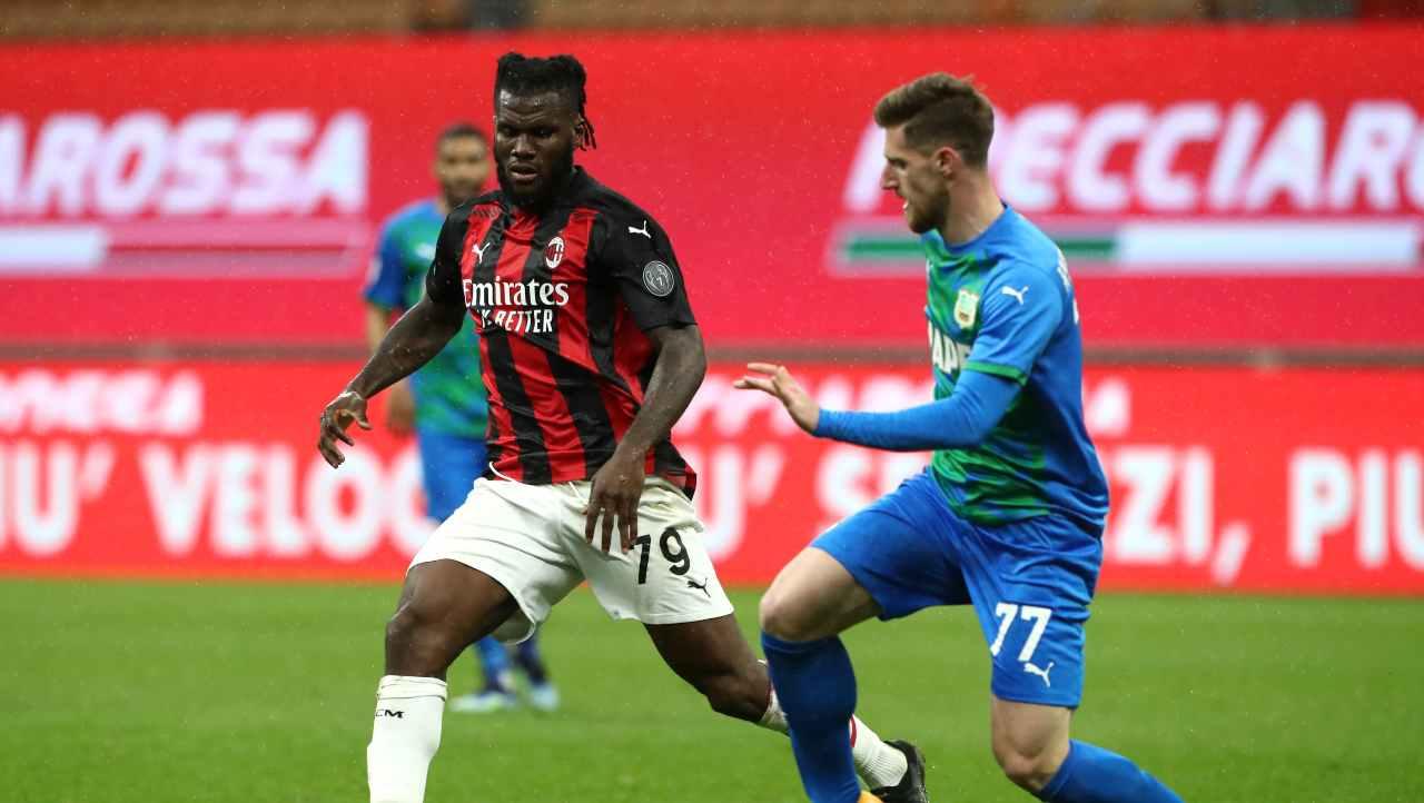 Serie A, highlights Milan-Sassuolo: gol e sintesi partita - Video