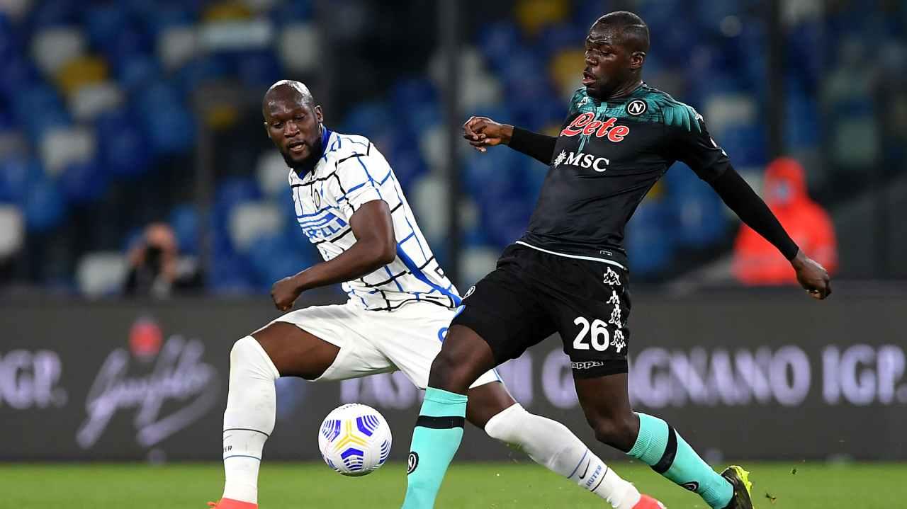 Serie A, LIVE Napoli-Inter