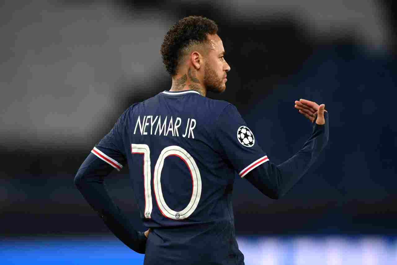 PSG Bayern Neymar
