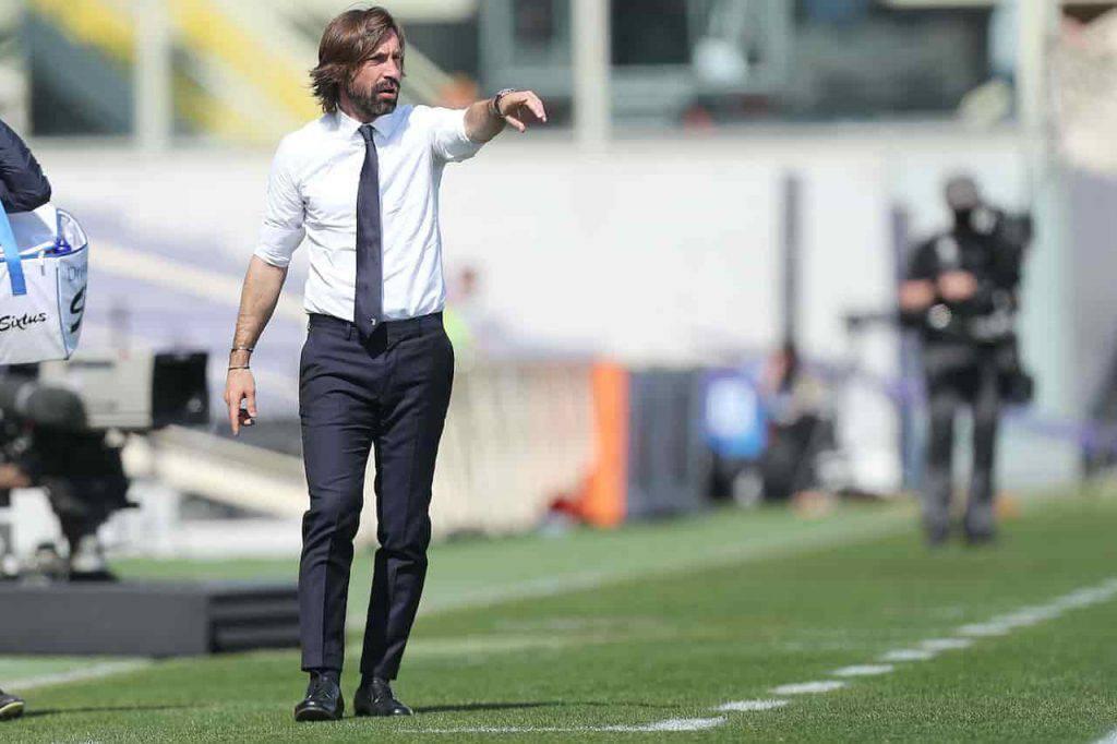 nodo allenatore per la Juventus (Getty Images)