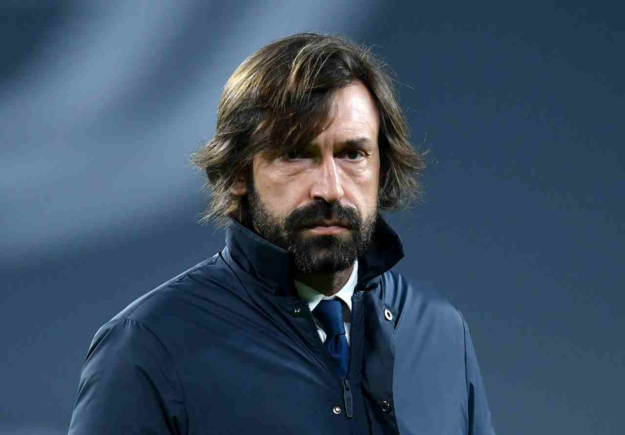 Juventus-Napoli Pirlo