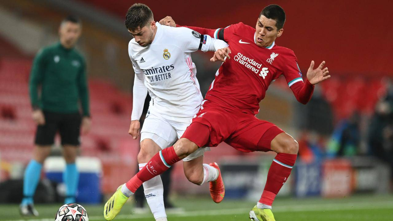 Liverpool-Real Madrid, highlights del match