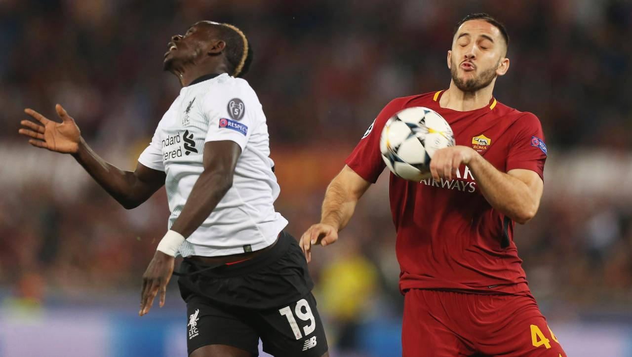 Roma-Liverpool, semifinale di Champions League 2017-18