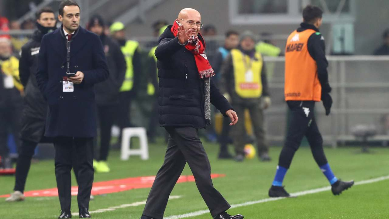 Parma-Milan, Arrigo Sacchi e Stefano Pioli: cosa hanno in comune