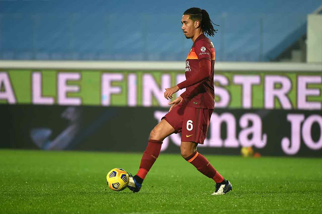 Roma Chris Smalling