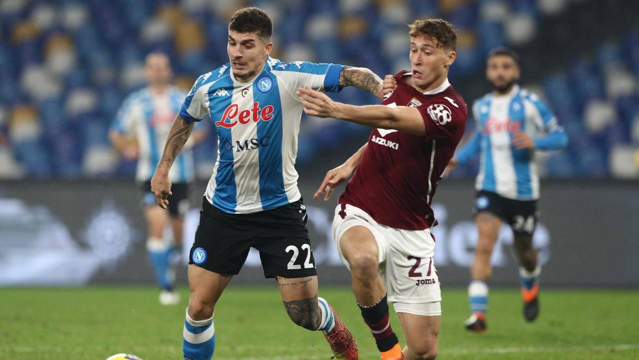 Serie A, Torino-Napoli: probabili formazioni e statistiche