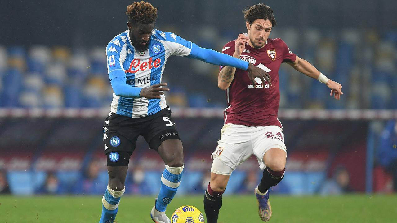 Serie A Torino-Napoli, le statistiche e le probabili formazioni