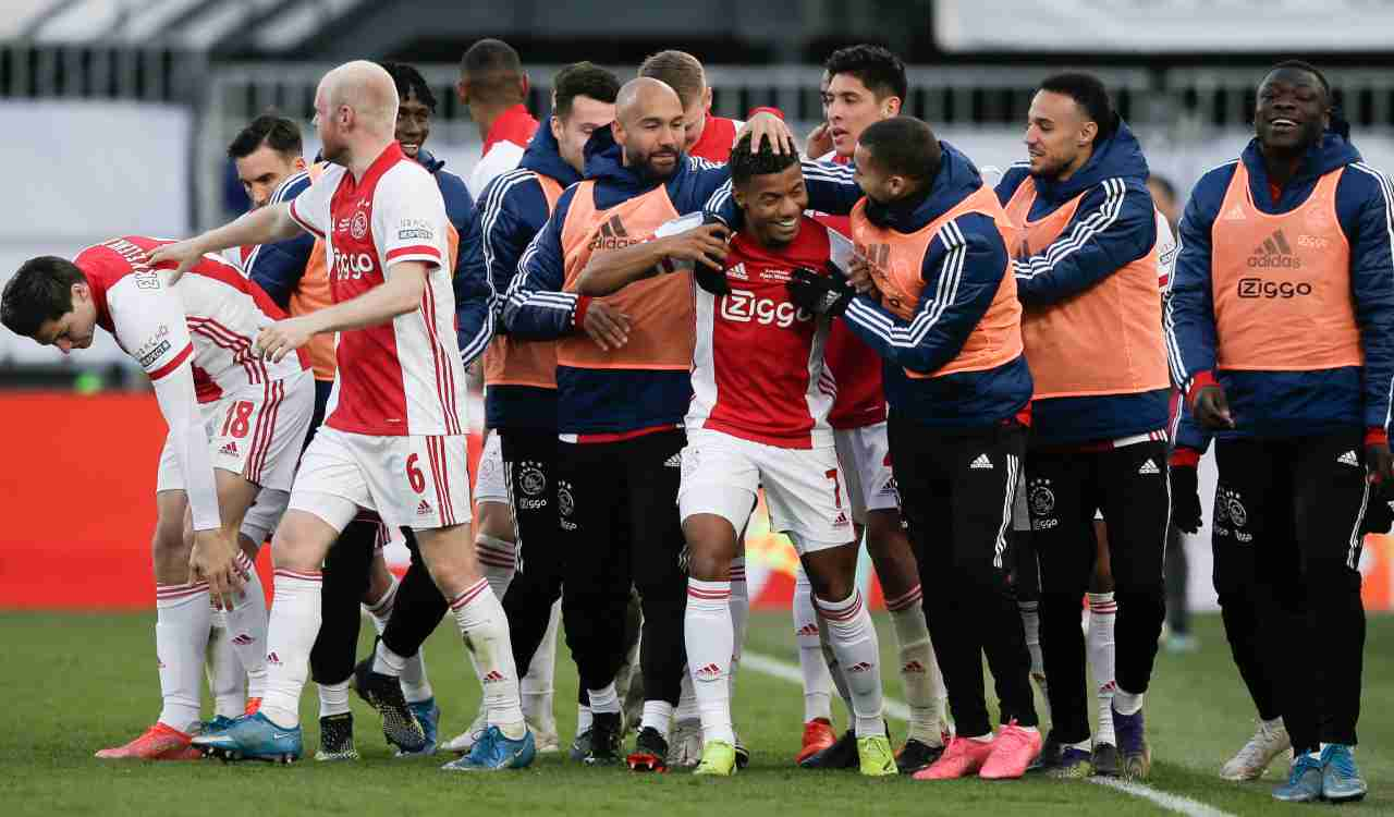Ajax Emmen