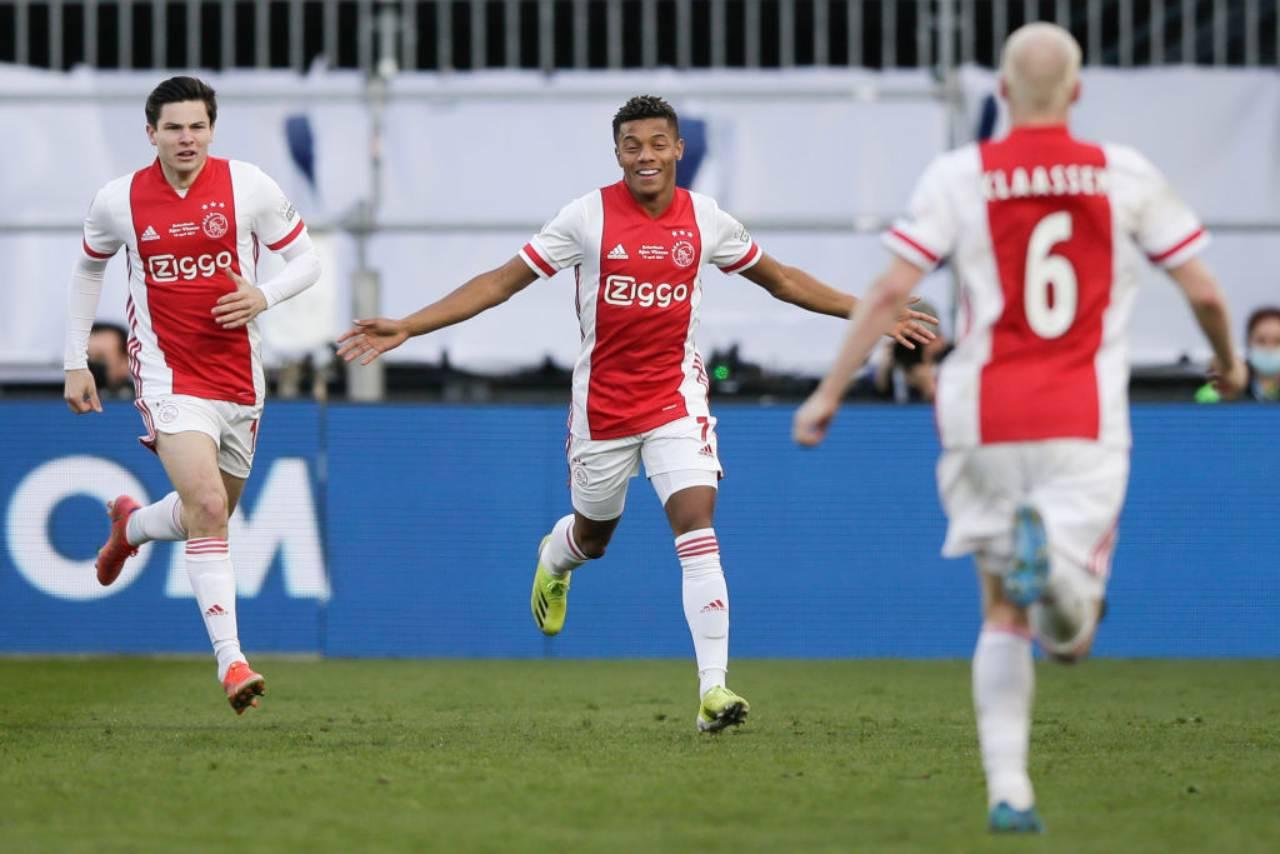 Ajax Venlo formazioni