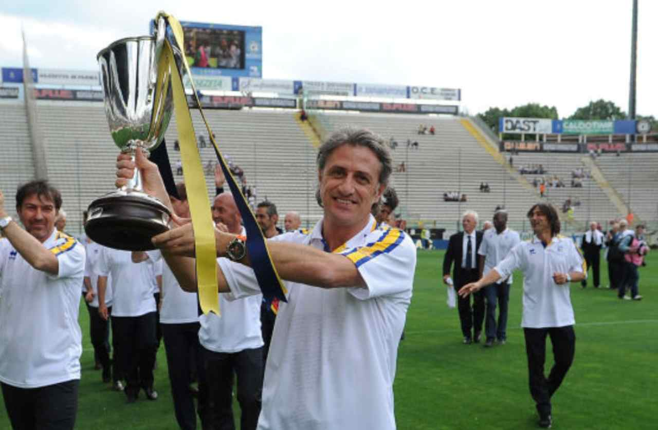 Alberto Di Chiara retrocessione Parma