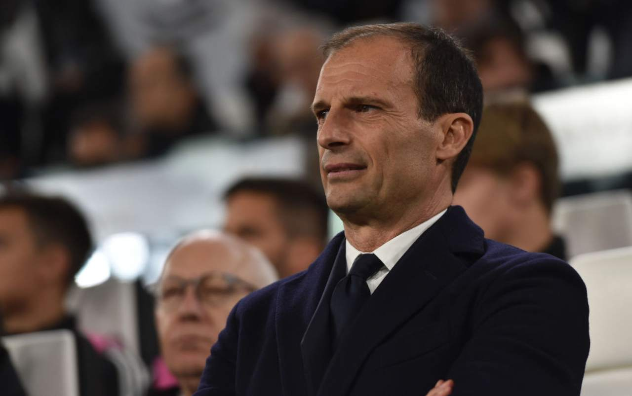 Allegri Juventus Mercato