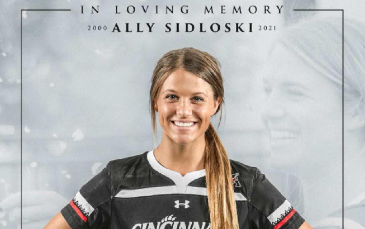 Allyson Sidloski ex calciatrice