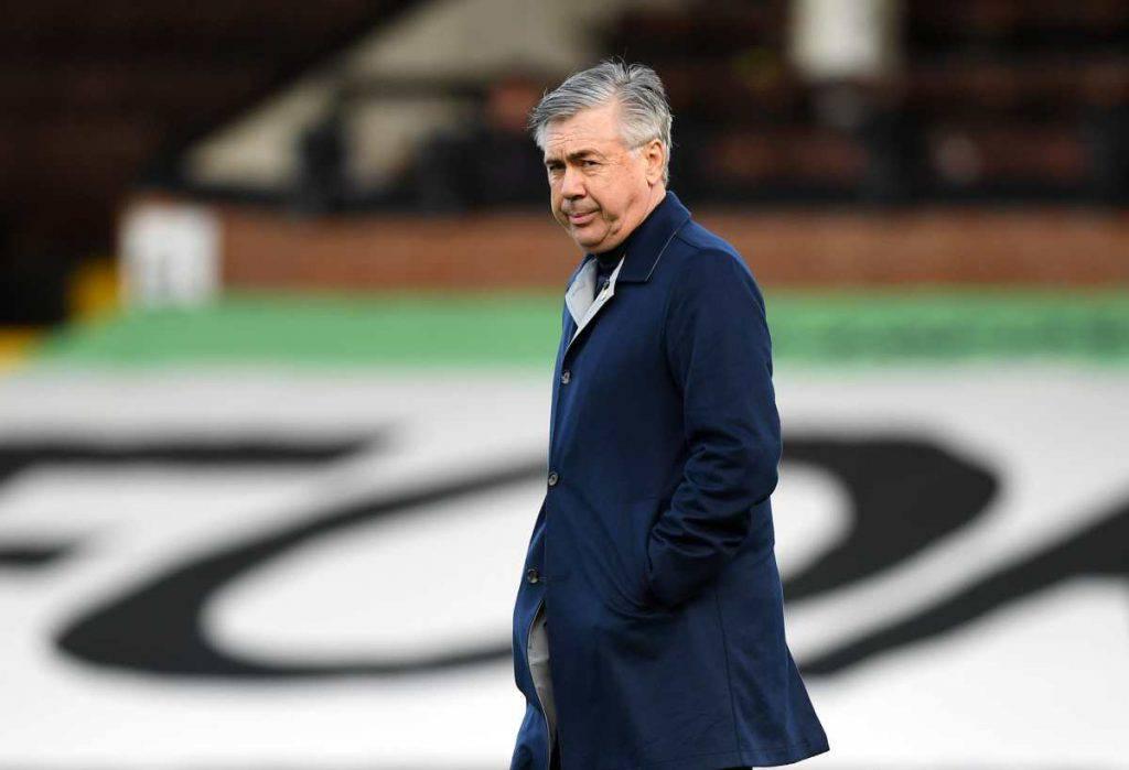Ancelotti addio Everton