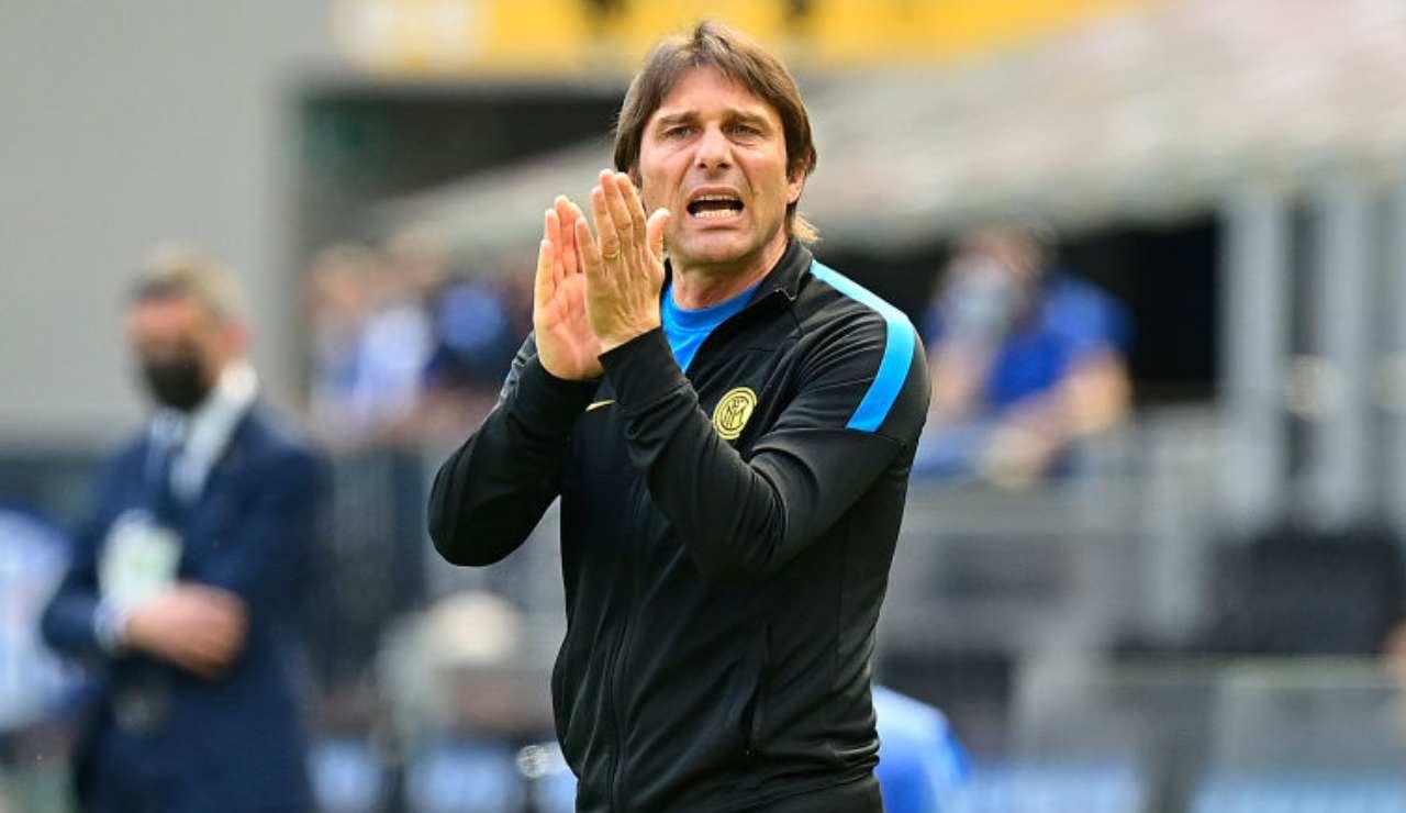 Antonio Conte sostituti