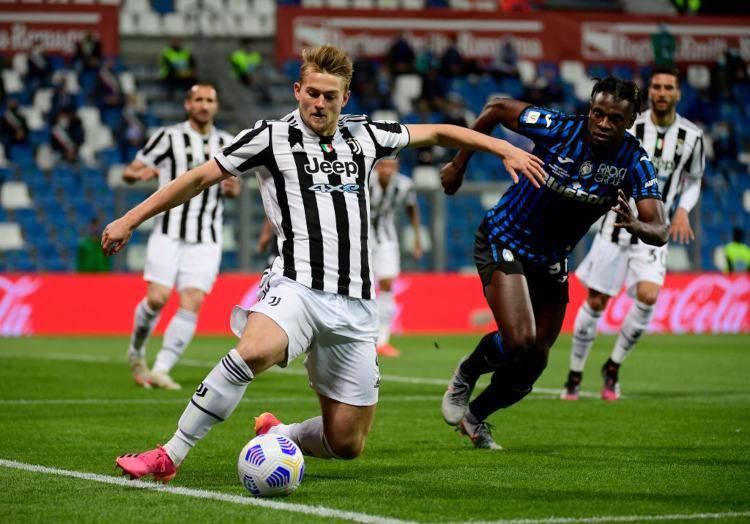Highlights Atalanta Juventus