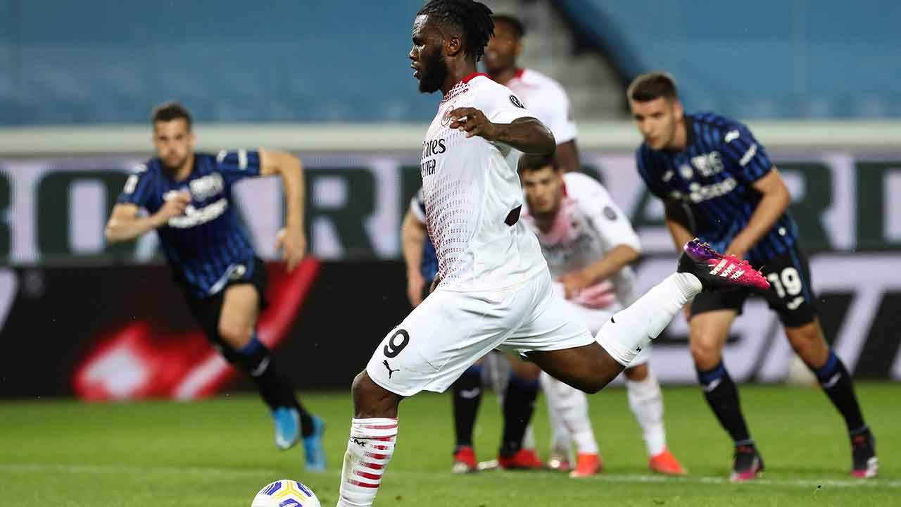 Atalanta Milan Pagelle Kessié