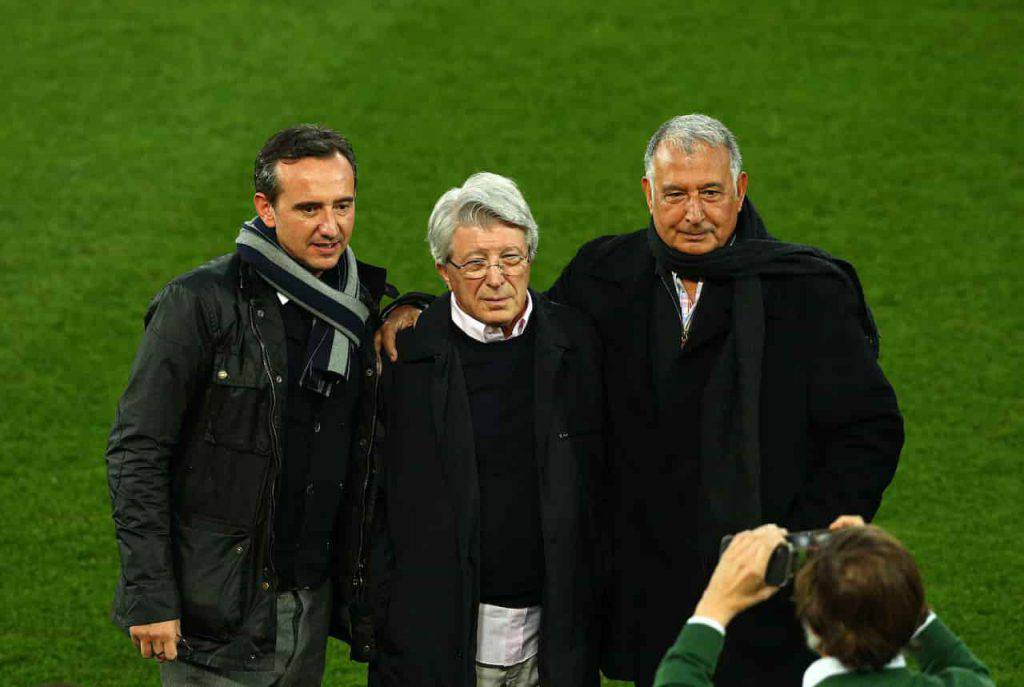 Atletico Madrid, Cerezo difende la Superlega (Getty Images)
