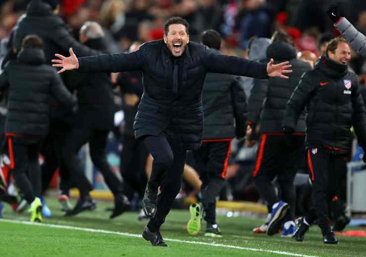 Atletico Madrid Simeone