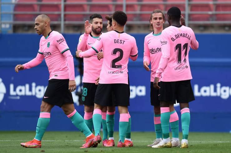 Barcellona Griezmann